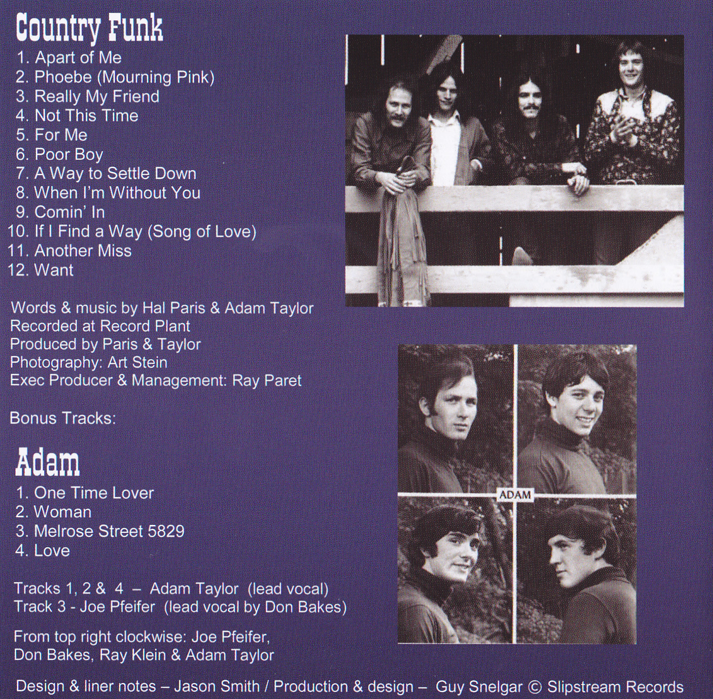 country funk sr0001